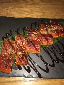 Unaga Kabayaki (Grilled Eel)