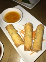 Mixed Vegetable Spring Roll