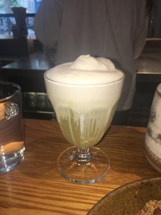 Non Alcoholic cocktail